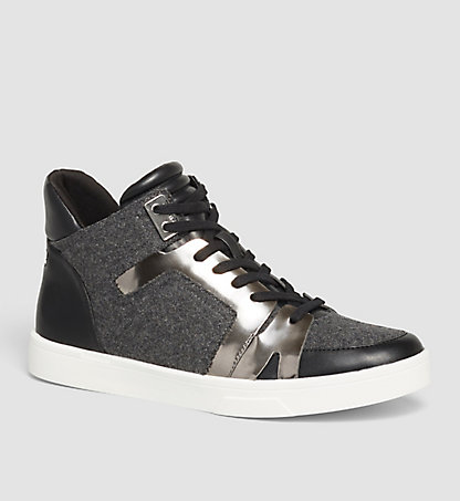 CALVIN KLEIN High-Top Sneakers - Imalie 00000E2616CAL