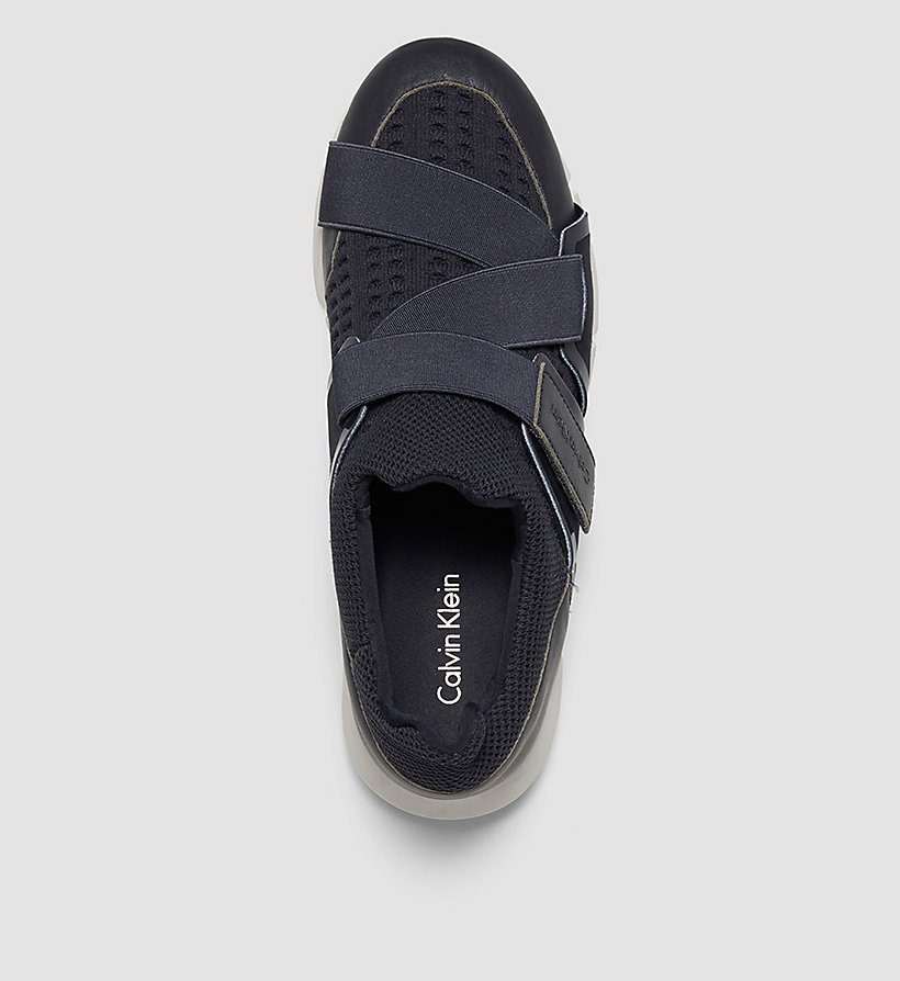 CALVINKLEIN Slip-On Shoes - BLUE/DEEP NAVY - CALVIN KLEIN SHOES & ACCESSORIES - detail image 1