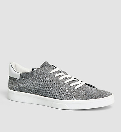 CALVIN KLEIN Baskets - Ion 00000F0845GRY