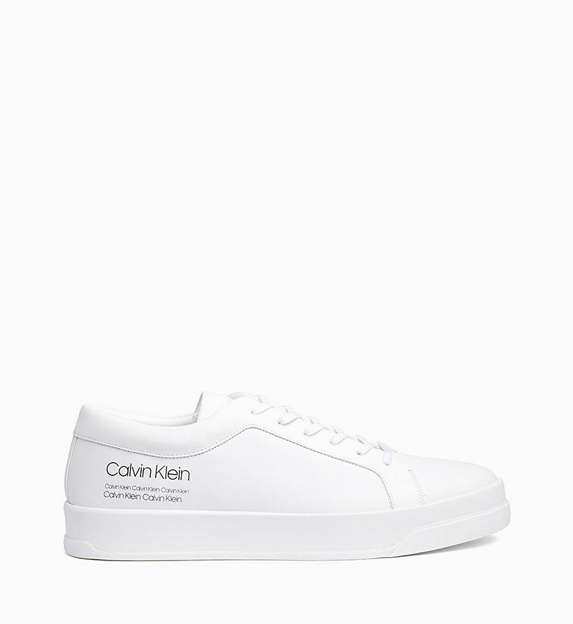 Calvin Klein - Sneakers aus Leder - 1