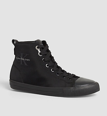 CALVIN KLEIN JEANS High-Top Sneakers - Dorielle 00000R3548BLK