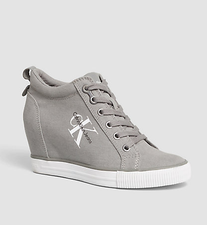 CALVIN KLEIN JEANS Sneakers - Ritzy 00000R3551GRY