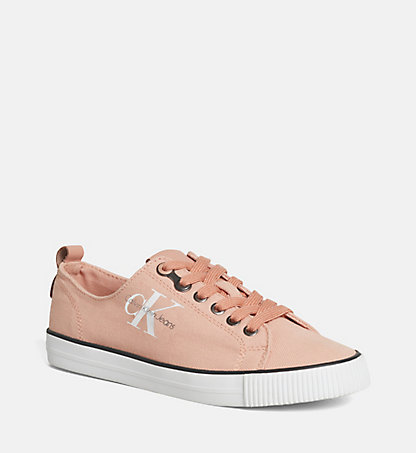 CALVIN KLEIN Canvas Sneakers 00000R3556DSK