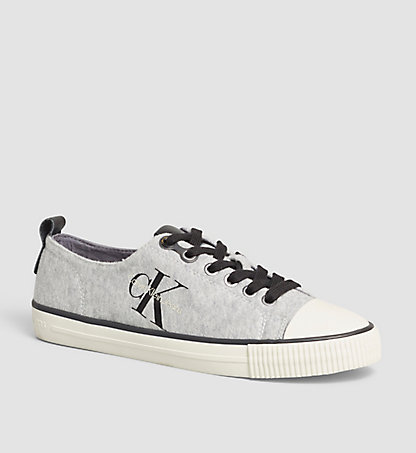 CALVIN KLEIN JEANS Sneakers - Donata 00000R3559GRY