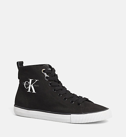 CALVIN KLEIN JEANS High-Top Sneakers - Dolores 00000R3562BLK