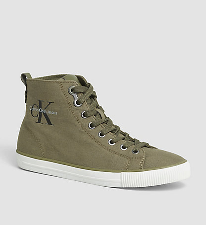 CALVIN KLEIN JEANS High-Top Sneakers - Dolores 00000R3562MRY