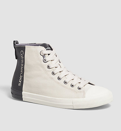 CALVIN KLEIN JEANS High-Top Sneakers - Denice 00000R3582MOB