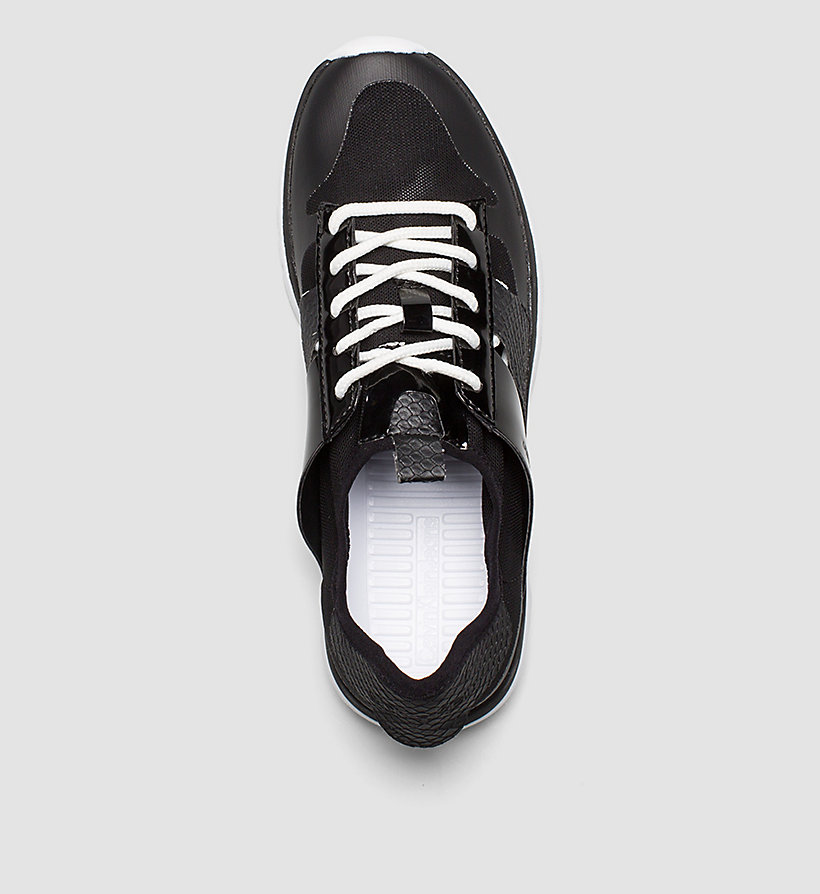 CKJEANS Sneakers - BLACK/WHITE - CK JEANS SHOES & ACCESSORIES - detail image 1