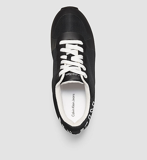 Sneakers - WHITE/BLACK/WHITE - CK JEANS  - main image 1