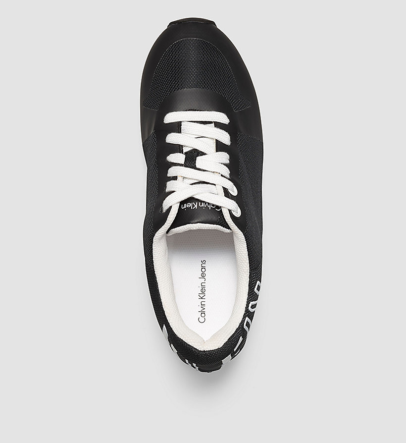 CKJEANS Sneakers - WHITE/BLACK/WHITE - CK JEANS SHOES & ACCESSORIES - detail image 1