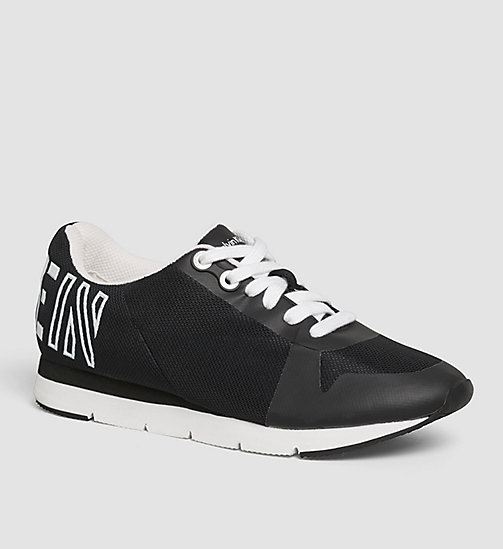 CKJEANS Sneakers - WHITE/BLACK/WHITE - CK JEANS SHOES - main image