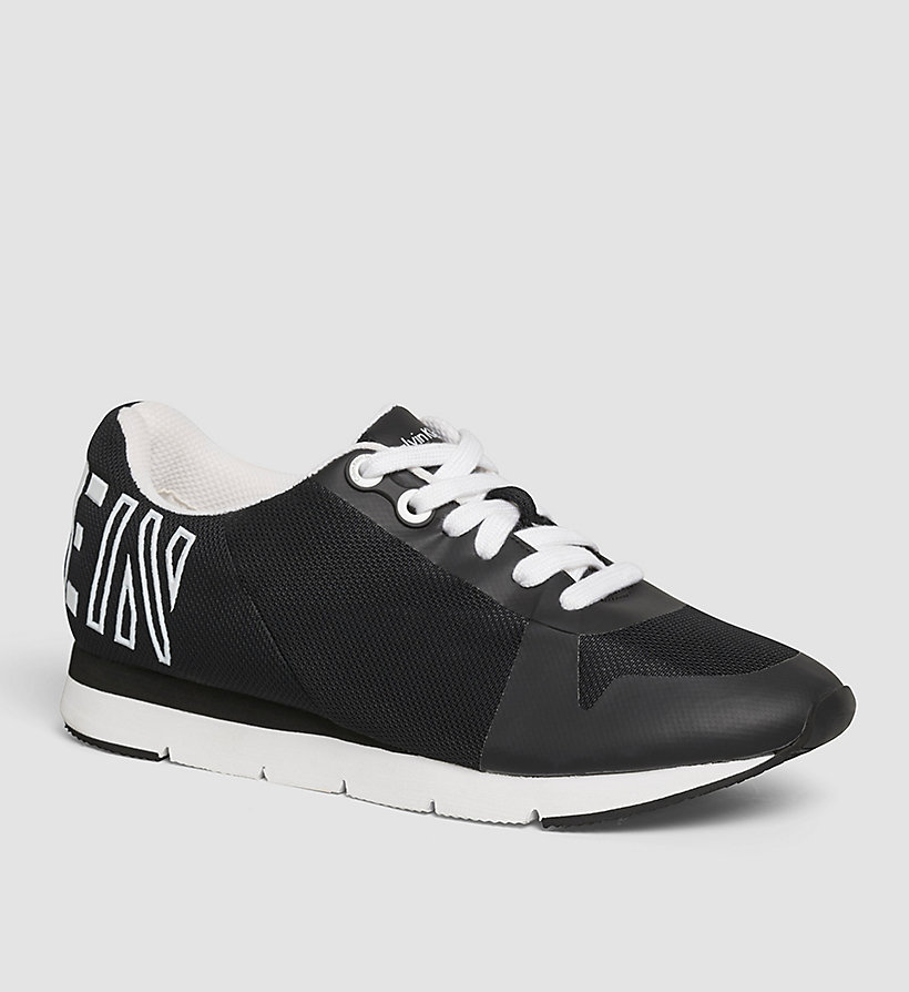 CKJEANS Sneakers - WHITE/BLACK/WHITE - CK JEANS SHOES & ACCESSORIES - main image