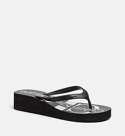 CALVIN KLEIN Jelly Sandals 00000R4117BBK