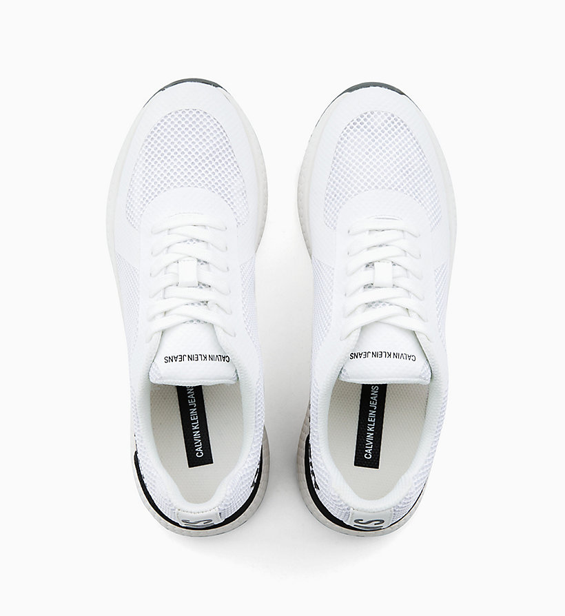 Calvin Klein - Mesh-Sneakers - 4