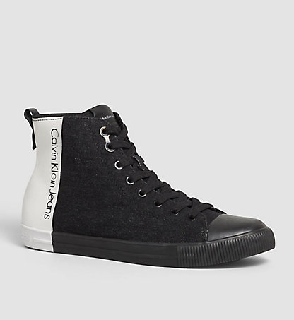 CALVIN KLEIN JEANS High-Top Sneakers - Arnaud 00000S0376BOF
