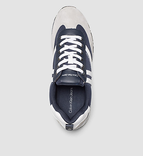 CKJEANS Sneakers - WHITE/INDIGO/PEARL GREY - CK JEANS SHOES - detail image 1