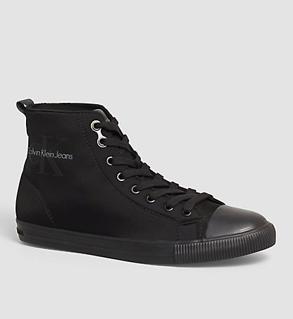 CALVIN KLEIN JEANS High-Top Sneakers - Aron 00000S0415BLK