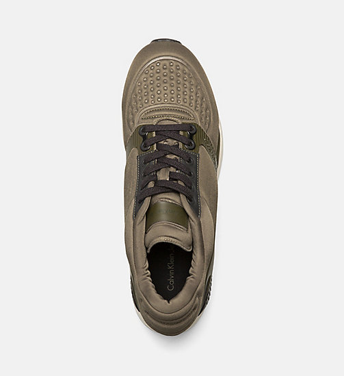 CALVIN KLEIN JEANS Neoprene Sneakers - CARGO - CALVIN KLEIN JEANS TRAINERS - detail image 1