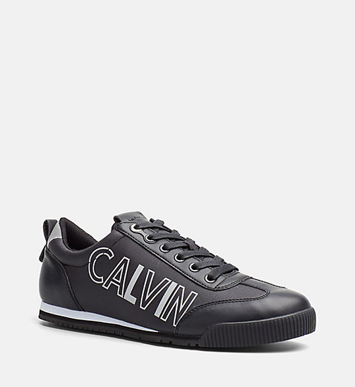 CALVINKLEIN Sneakers - BLACK - CALVIN KLEIN JEANS SHOES & ACCESSORIES - main image
