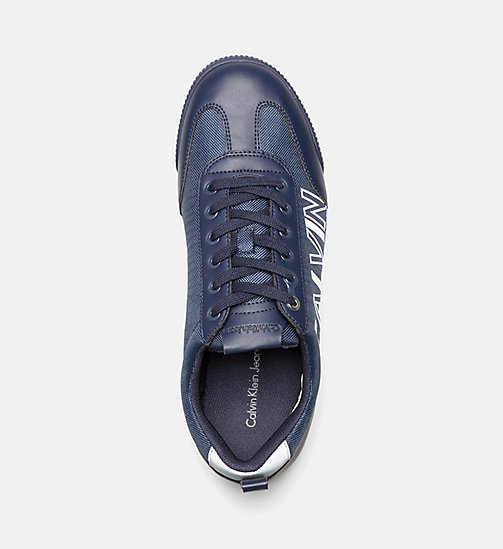 CALVINKLEIN Sneakers - INDIGO - CALVIN KLEIN JEANS SHOES & ACCESSORIES - detail image 1