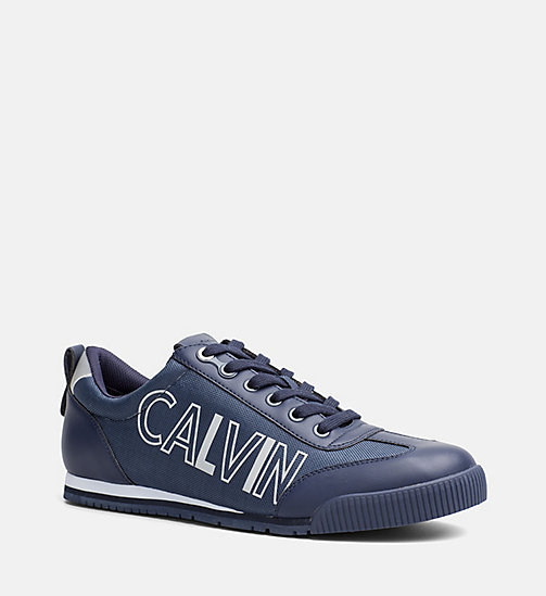 CALVINKLEIN Sneakers - INDIGO - CALVIN KLEIN JEANS SHOES & ACCESSORIES - main image