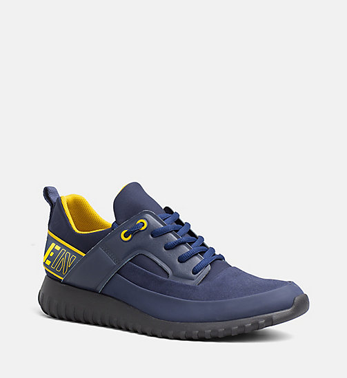 CALVIN KLEIN JEANS Sneakers - INDIGO - CALVIN KLEIN JEANS TRAINERS - main image
