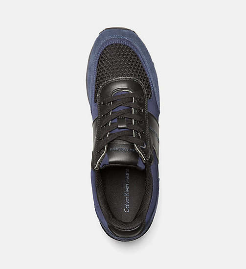 CALVINKLEIN Sneakers - INDIGO/BLACK - CALVIN KLEIN JEANS SHOES & ACCESSORIES - detail image 1