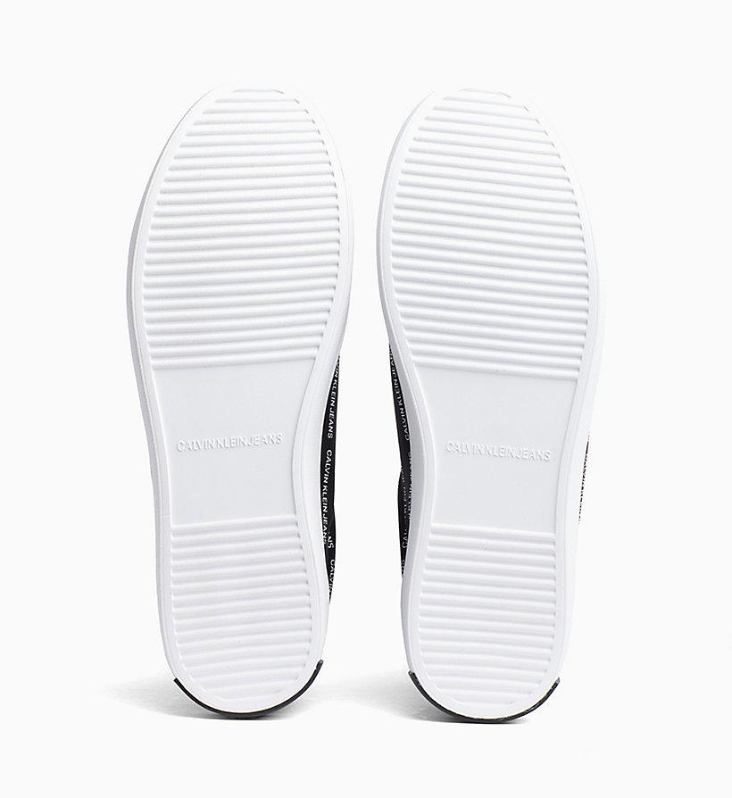 Calvin Klein - Baskets en nylon - 5