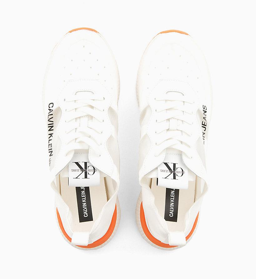 Calvin Klein - Nylon Trainers - 4