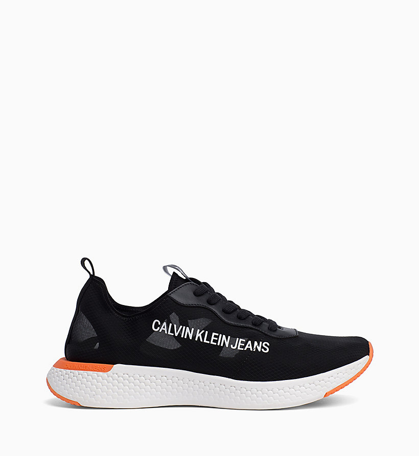 Calvin Klein - Baskets en nylon - 1