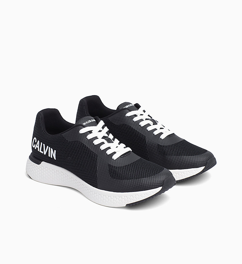 Calvin Klein - Mesh Trainers - 2