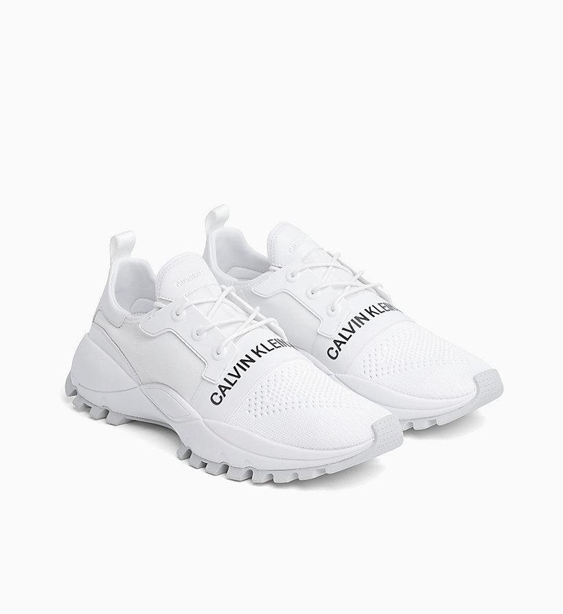 Calvin Klein - Strick-Sneakers - 2