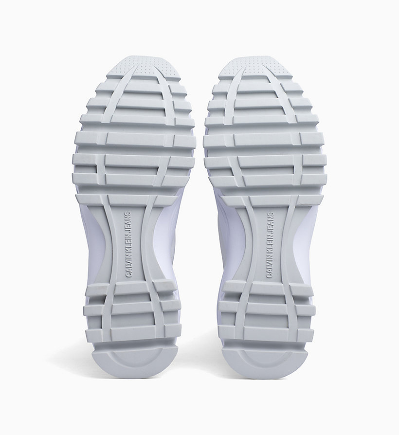 Calvin Klein - Strick-Sneakers - 5