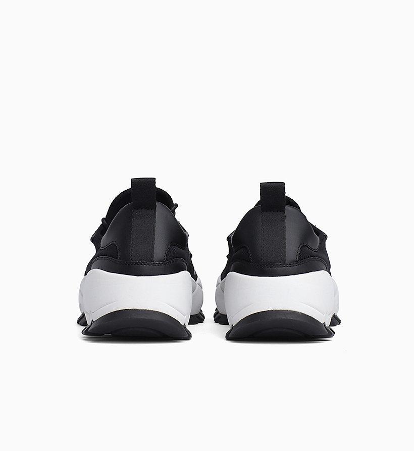 Calvin Klein - Strick-Sneakers - 3