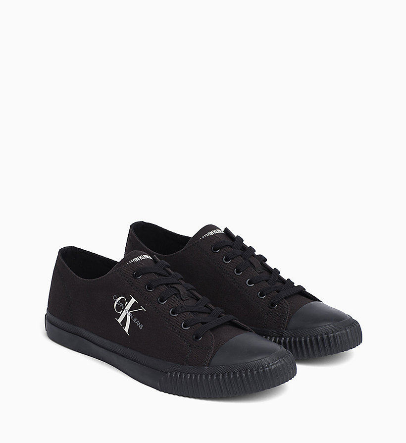 Calvin Klein - Sneakers aus Canvas - 2