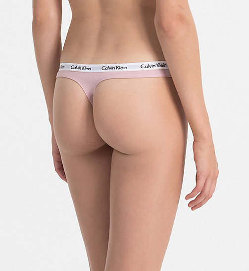 CALVINKLEIN Thong - Carousel - CONNECTED - CALVIN KLEIN THONGS - detail image 1