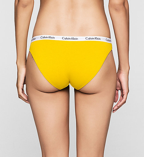 CALVINKLEIN Bikini - Carousel - ACID GOLD - CALVIN KLEIN Up to 50% - detail image 1