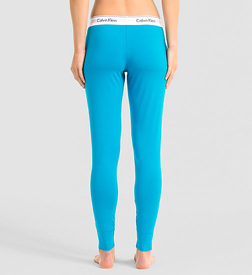 Leggings - Modern Cotton - PERPETUA - CALVIN KLEIN TROUSERS - detail image 1