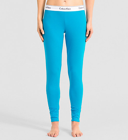 CALVINKLEIN Leggings - Modern Cotton - PERPETUA - CALVIN KLEIN TROUSERS - main image