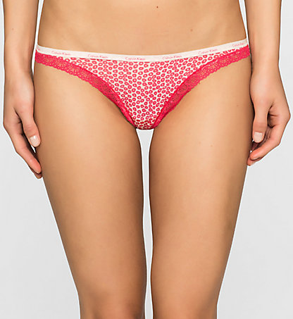 CALVIN KLEIN String - Bottoms Up 0000D3445EUL7