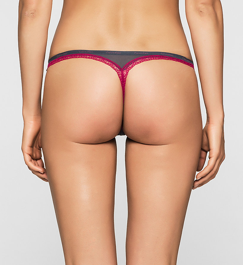CALVINKLEIN String - Bottoms Up - SPEAKEASY_LUST - CALVIN KLEIN UNTERWÄSCHE - main image 1