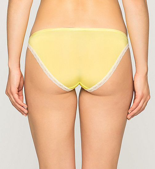 CALVINKLEIN Slip - Bottoms Up - FLASH (IVORY LACE) - CALVIN KLEIN DAMES - detail image 1