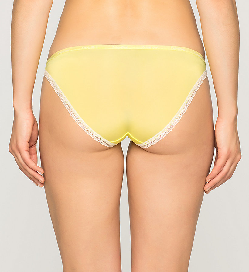 CALVINKLEIN Bikini - Bottoms Up - FLASH (IVORY LACE) - CALVIN KLEIN UNDERWEAR - detail image 1