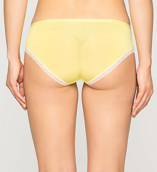 CALVINKLEIN Hipsters - Bottoms Up - FLASH (IVORY LACE) - CALVIN KLEIN HIPSTER PANTIES - detail image 1