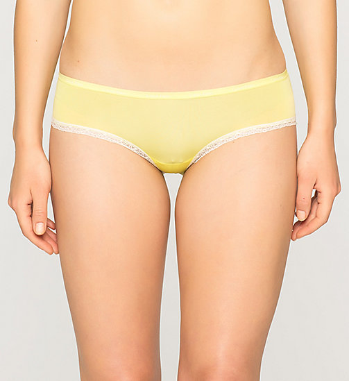 CALVINKLEIN Hipster - Bottoms Up - FLASH (IVORY LACE) - CALVIN KLEIN SLIPS - main image