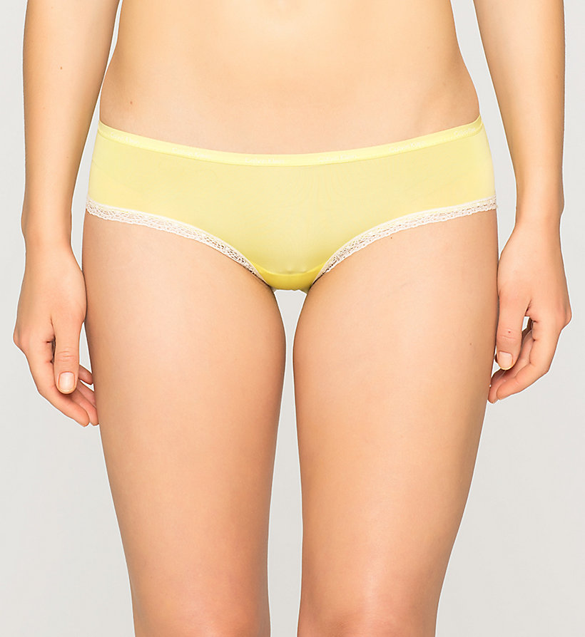 CALVINKLEIN Hipsters - Bottoms Up - FLASH (IVORY LACE) - CALVIN KLEIN WOMEN - main image