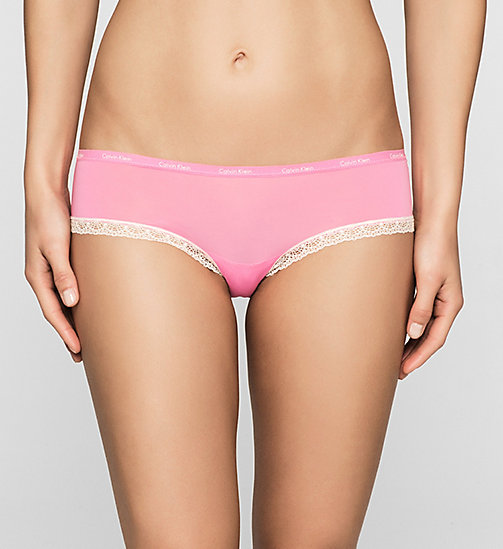 Hipsters - Bottoms Up - KITSCH (IVORY LACE) - CALVIN KLEIN UNDERWEAR - main image