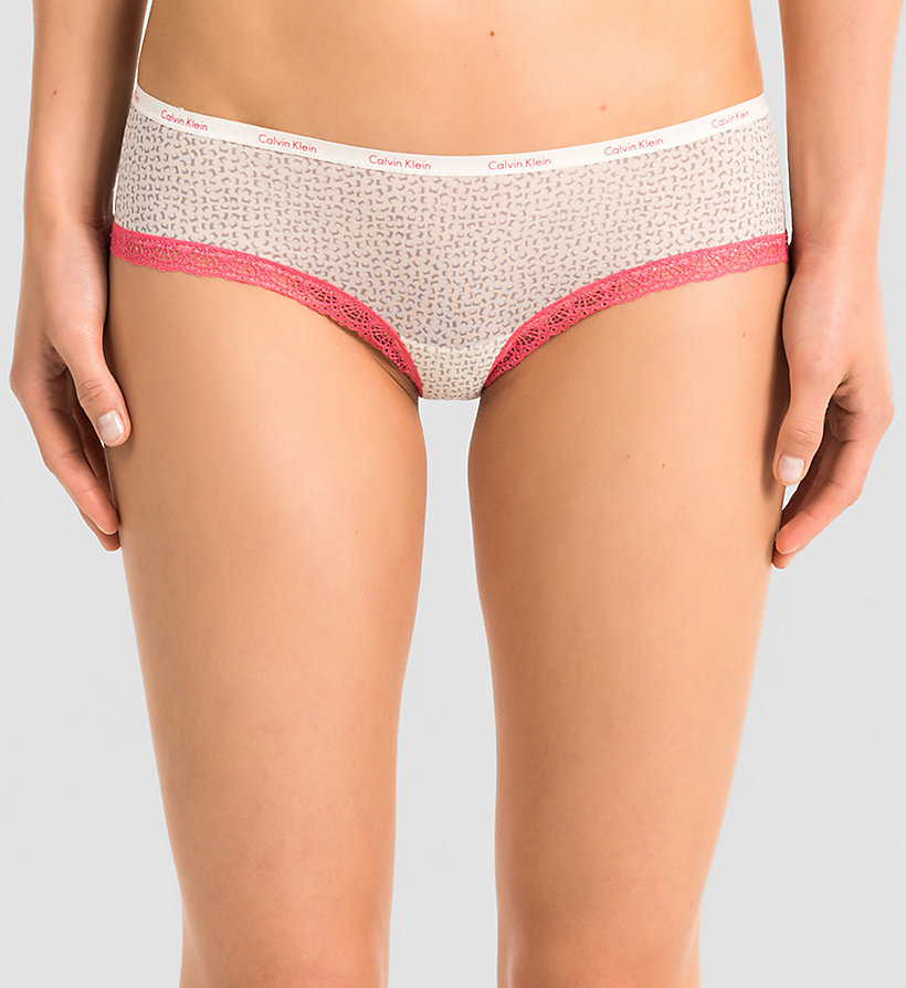 CALVINKLEIN Hipsters - Bottoms Up - LIVELY GEO (DESERT SUNSET LAC - CALVIN KLEIN WOMEN - main image