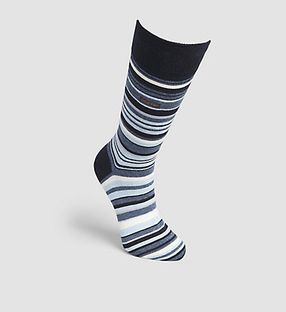 CALVIN KLEIN Striped Socks 0000ECP232HT1