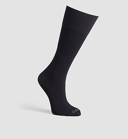 CALVIN KLEIN Matte Knee High Socks 0000ECT576000